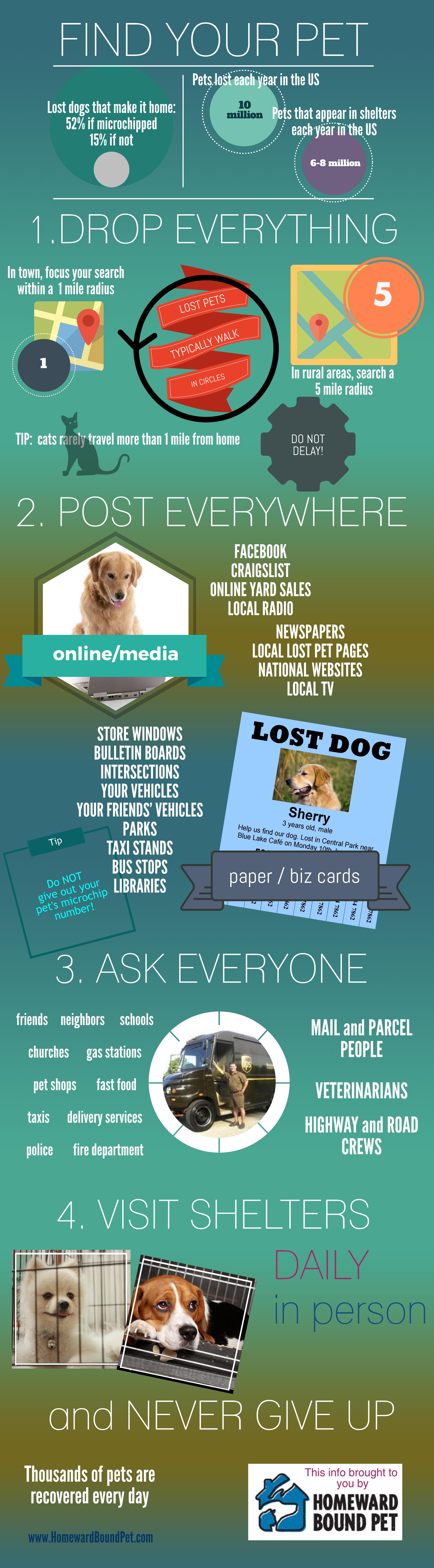 Homeward Bound Pet Online